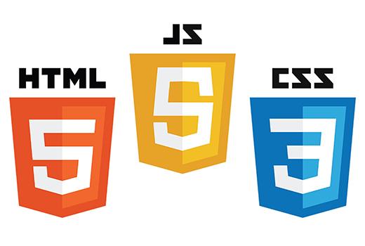 CSS+JavaScript网页文字显示打字效果